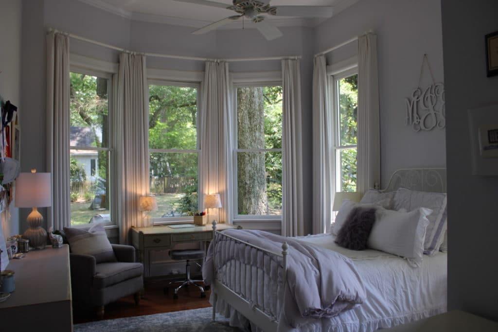 Johnson bedroom